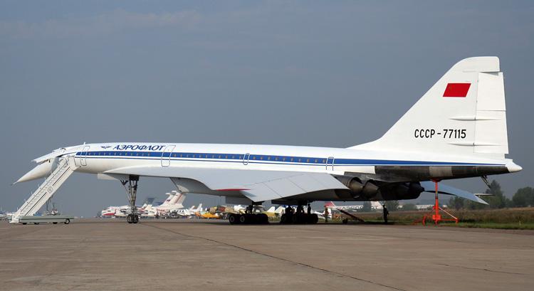 Фото ту 144 самолёт ту 144 сверхзвуковой