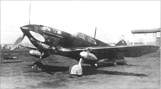 Истребитель бомбардировщик