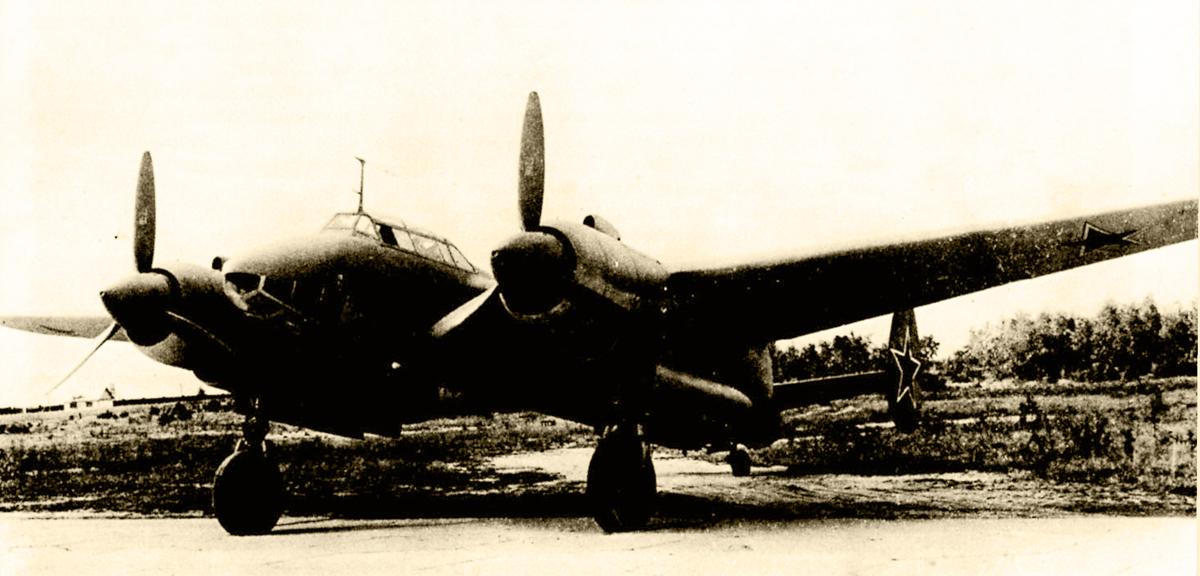 Ту-2Т фото